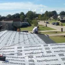 How Long Does It Take To Reroof a House in League City, TX?